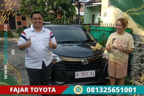 Harga Toyota Calya Semarang