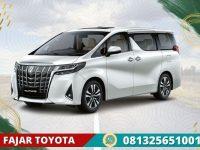 Harga Toyota Alphard Vellfire Semarang
