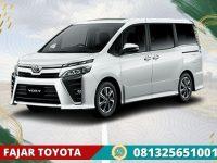 Harga Toyota Voxy Semarang